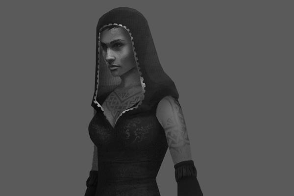 Priestess Design